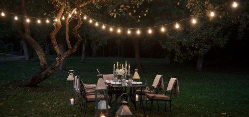 Vrtna LED rasvjeta