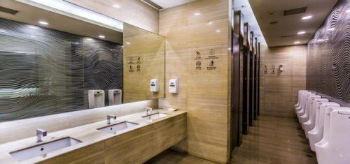 LED rasvjeta u kupaonicama
