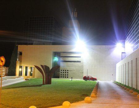 LED reflektori za Ekonomski fakultet